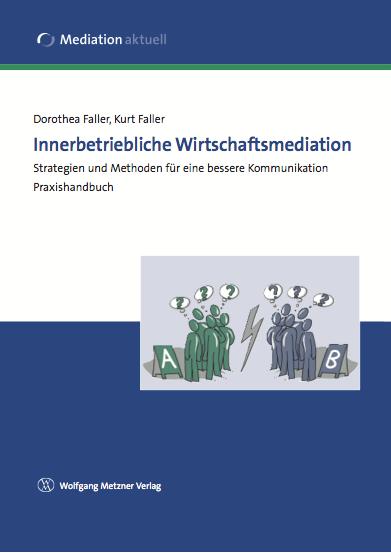 Buchcover Innerbetriebliche Wirtschaftsmediation
